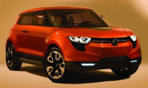 2011 ssangyong concept xuv - photo #24