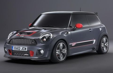 mini cooper jcw gp ii